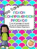FREE Fiction Reading Comprehension Passage