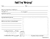FREE Field Trip Wrap-up