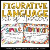 FREE Figurative Language Anchor Charts