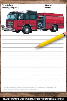 Essay On Fire Safety - Words | Internet Public Library