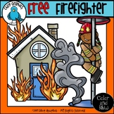FREE Firefighter Clip Art Set - Chirp Graphics