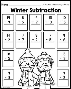FREE First Grade Math and Literacy Printables