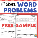 First Grade Word Problems - Addition and Subtraction Within 20