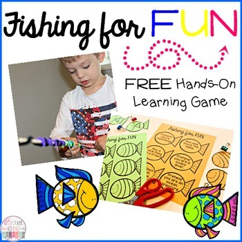 Fishing Learning Game
