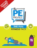 FREE: Fitness Pack Sample - The PE Project