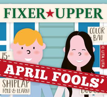 FREE Fixer Upper fold & learn