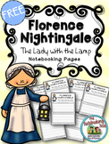 FREE Florence Nightingale Notebooking Pages