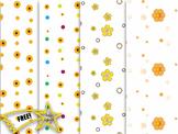 FREE!!! Flower Digital Papers