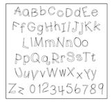 """Font """"Bouncing Around"""" FREE for Commercial Use"""