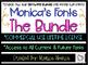 {FREE} Font - Monica's Polka Dot