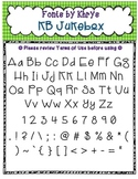 FREE Font - Personal or Commercial Use: KB Jukebox