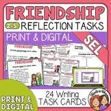 Friendship Cards Social Skills Prompts for Social Emotiona