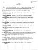 FREE - Bundle Excerpt: Figurative Language Idioms Worksheet (Gr. 3-7)