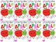 FREE Fruit and Veggie Tags for Valentine's Day