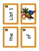 FREE Fry Sight Word Safari Sampler