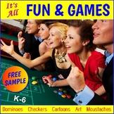 FREE - Fun Activities Before Spring Break