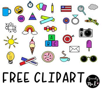 FREE Fun Clipart