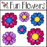 FREE! Fun Flowers
