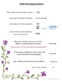 FREE - Fun Math Worksheet Activity - Math Trick with Number 9