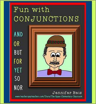 *FREE* Fun with Conjunctions! Meet And Or But For Yet So Nor