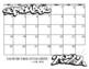 Graffiti Calendar 2017-2018