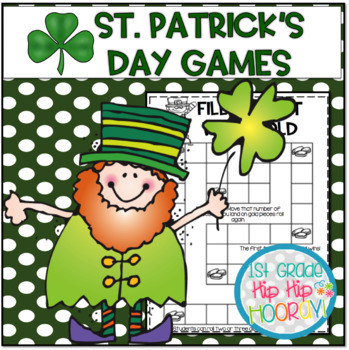 FREE GAMES for St. Patrick's Day!