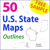 FREE - Geography Map  | California