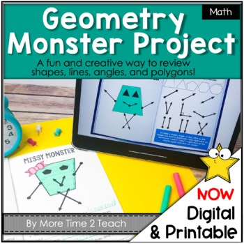FREE Geometry Booklet