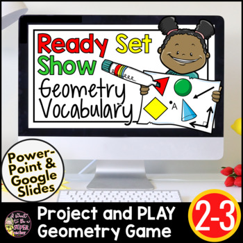 Geometry Introduction or Review PowerPoint Freebie PDF and PowerPoint Files