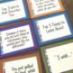 FREE Getting to Know You Conversation Starter Task Cards