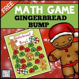 FREE Gingerbread Bump! Addition Game (in Spanish, too!)