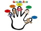 FREE!!  Give Me Five Behavior Management Poster
