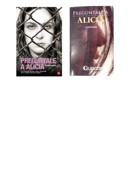 FREE Go Ask Alice / Pregúntale a Alicia predictions worksheet