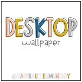 FREE Good Vibes -Desktop Wallpaper-
