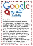 FREE Google MyMaps Activity