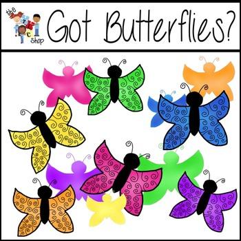 FREE! Got Butterflies?