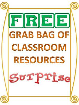 FREE Grab Bag of Classroom Resources & Printables