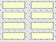 FREE Grade Three Dolch Word Wall Set
