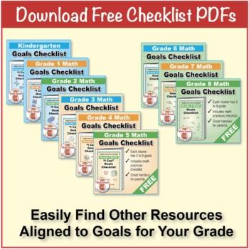FREE Grades K-5 MATH CURRICULUM OVERVIEW - Math Standards Made Easy