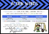 FREE Grammar Poster: Verbs