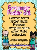 {FREE} Grammar Posters for the Writer's Notebook