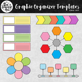 FREE Graphic Organizer Templates for All Subject Areas