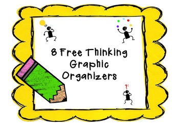 FREE Graphic Organizers by Mrs N