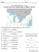 FREE Great Lakes Maps Worksheets