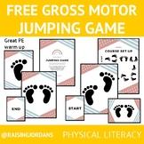 FREE Gross Motor Jumping Game