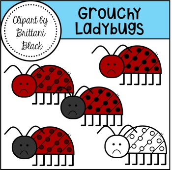 FREE~ Grouchy Ladybugs
