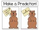 FREE Groundhog Day class graph and response sheet