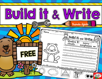 FREE: Groundhog Prediction Build it & Write