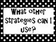 Growth Mindset Posters - Polka Dot Black and White