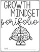FREE Growth Mindset Resources for Implementing Growth Mindset Portfolios